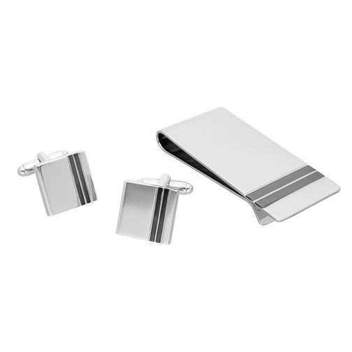 Walton Cufflinks and Money Clip Gift Set - Product number 9599061