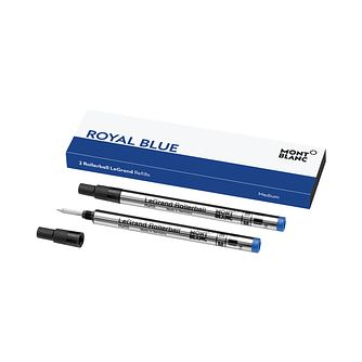 Montblanc Pacific Blue Legrand Rollerball Refill X 3 - Product number 9605878
