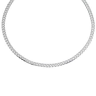 Sterling Silver 20 Inch Curb Chain - Product number 9617213