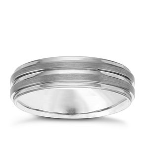 Tungsten stripe ring - Product number 9618198