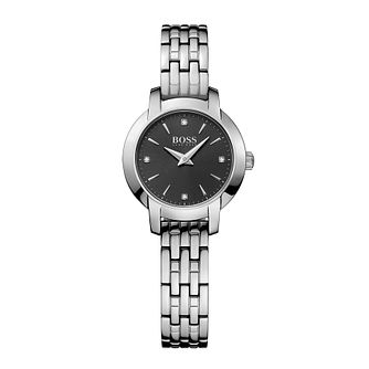 BOSS Ladies' Black Success Bracelet Watch - Product number 9626425