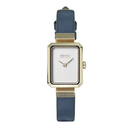 BOSS Ladies' Whisper Ivory Strap Watch - Product number 9626476