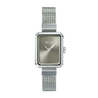 BOSS Ladies' Whisper Champagne Strap Watch - Product number 9626492