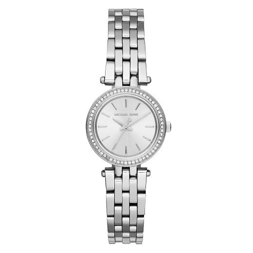 Michael Kors Silver Tone Stainless Steel Darci Watch - Product number 9626859