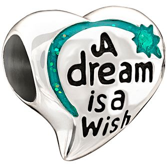 Chamilia Sterling Silver 'A Dream Is A Wish' Charm - Product number 9627049