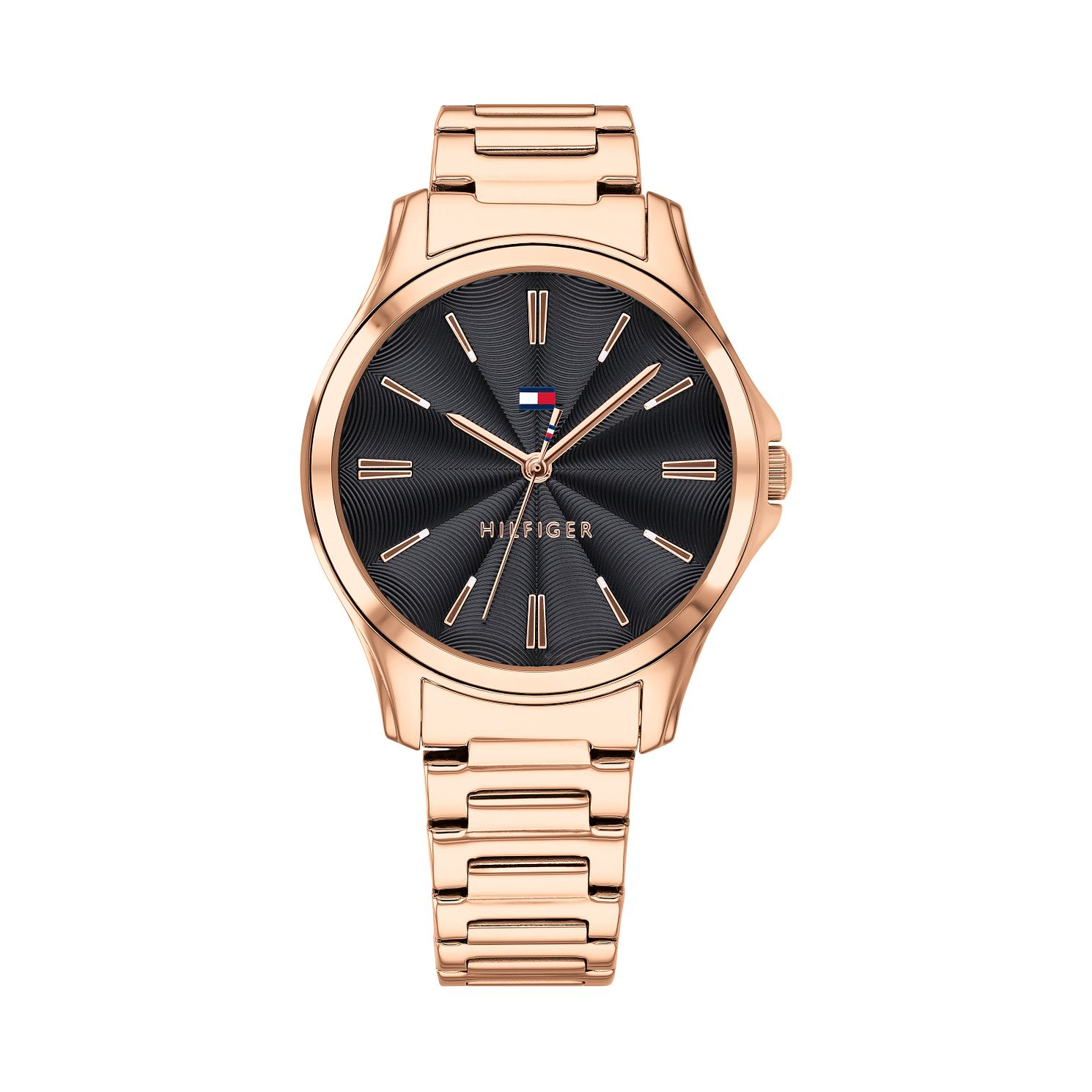 Tommy Hilfiger Rose Gold Plated Bracelet Watch - Product number 9649905