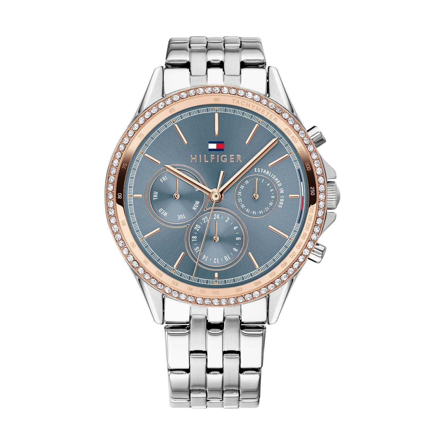 Tommy Hilfiger Ladies' Stainless Steel Bracelet Watch - Product number 9649972