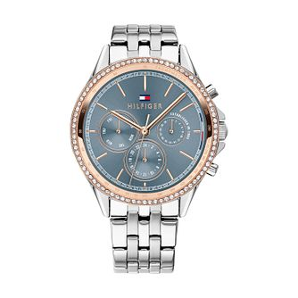 Tommy Hilfiger Stainless Steel Bracelet Watch - Product number 9649972