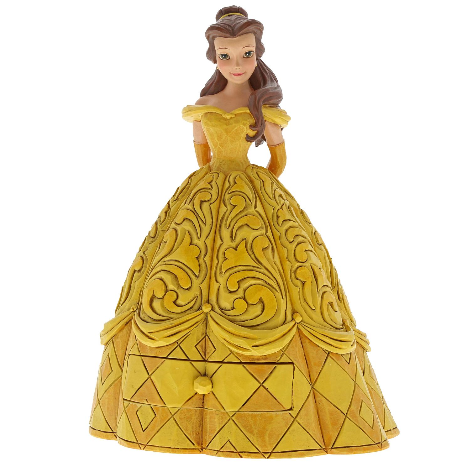 Disney Traditions Beauty And The Beast Belle Figurine - Product number 9658572