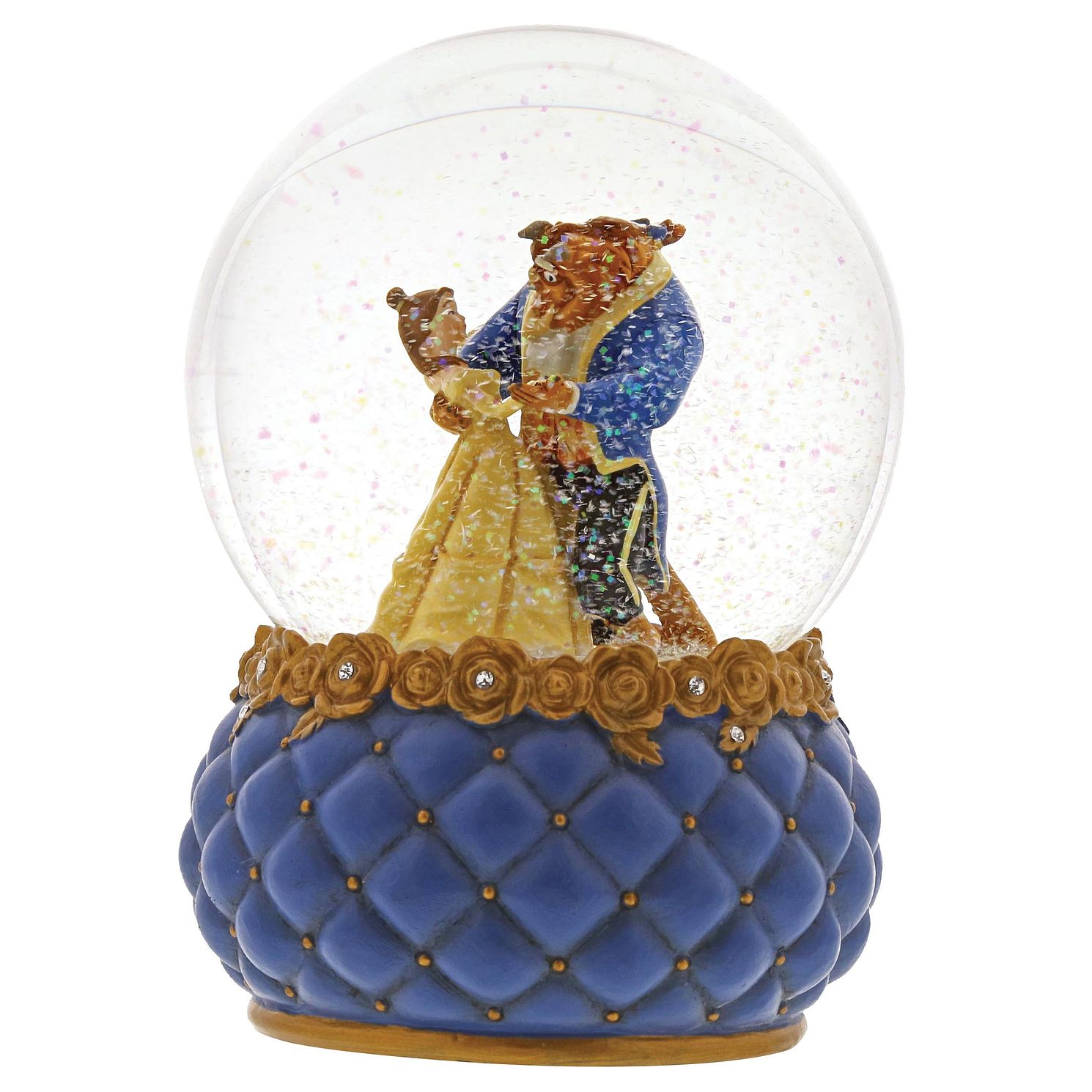 Disney Showcase Beauty & The Beast Waterball Globe Ornament - Product number 9658661