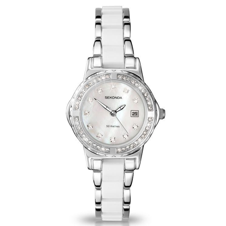 Sekonda La s Two Colour Bracelet Watch