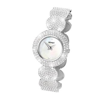 Seksy Elegance Stone Set Watch - Product number 9661026