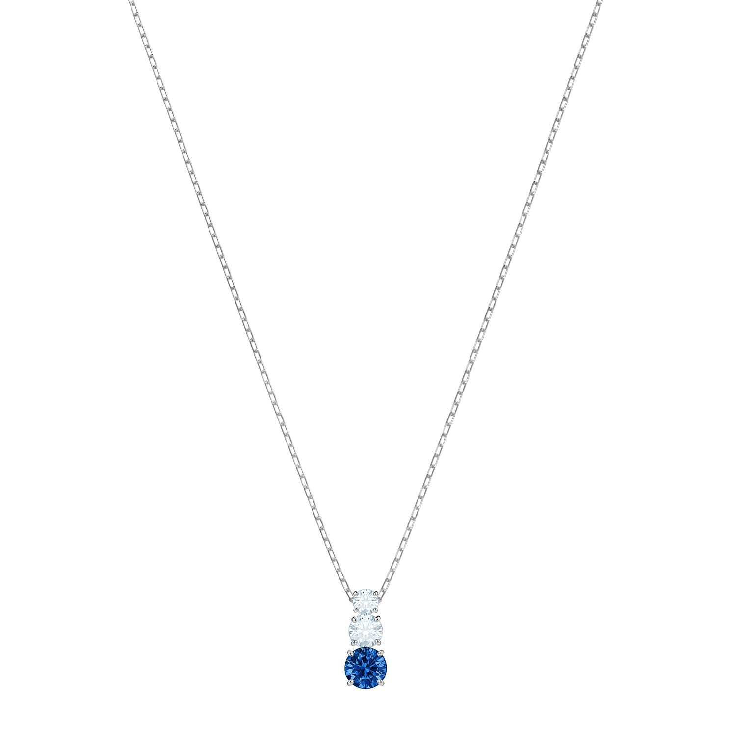 Swarvoski Ladies' Attract Triology Blue Pendant - Product number 9662243