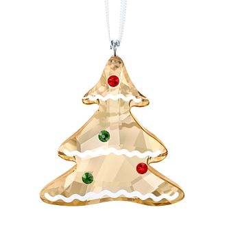 Swarvoski Gingerbread Christmas Tree Ornament - Product number 9662758