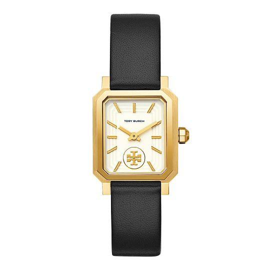 Tory Burch Robinson Ladies' Black Strap Watch - Product number 9663053