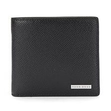 Hugo Boss Signature Men's Black Leather Wallet - Product number 9693920