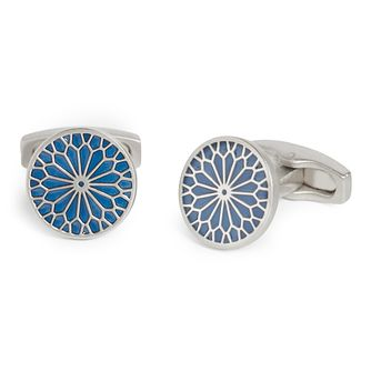Simon Carter Men's Stained Glass Cufflinks - Product number 9694307