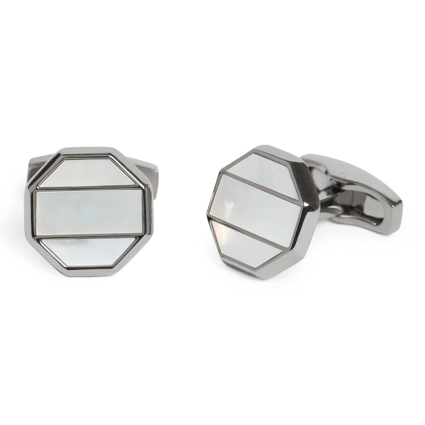 Simon Carter Shoji Mother Of Pearl Cufflinks - Product number 9694315