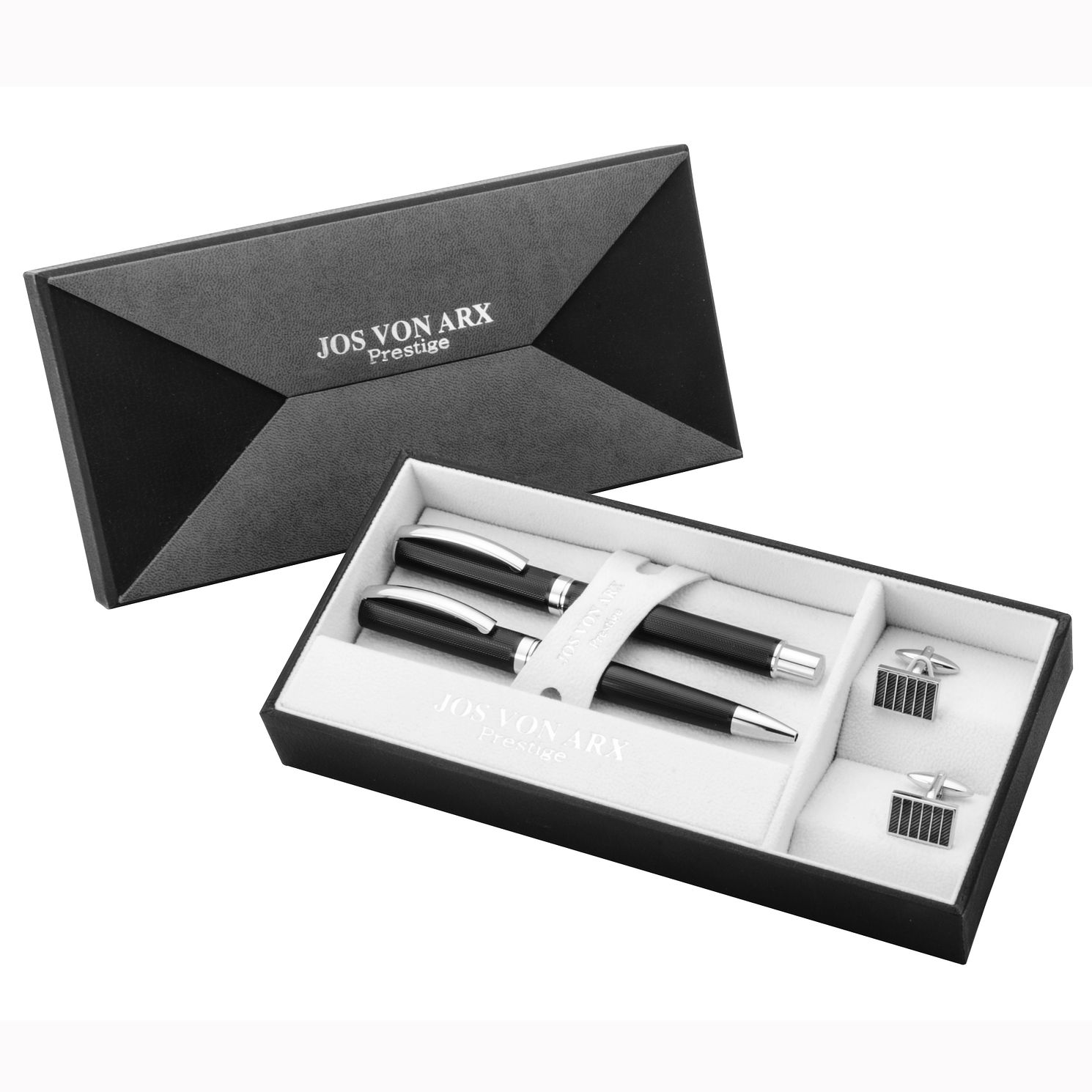 Jos Von Arx Ball Point Pen and Cufflink Gift Set - Product number 9729038