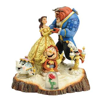 Disney Traditions Carved By Heart Beauty & The Beast - Product number 9733833