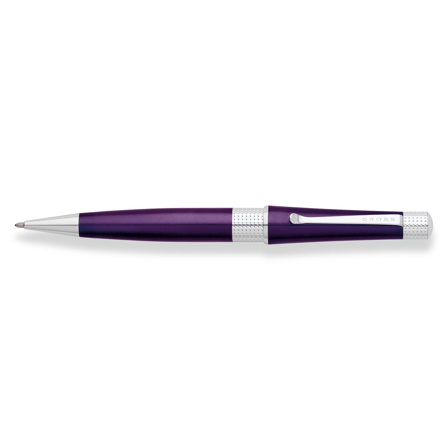 Cross Beverly Purple Ballpoint Pen - Product number 9737324