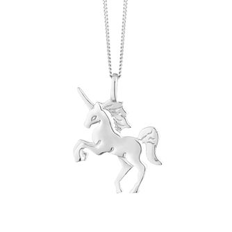 Silver Unicorn Pendant - Product number 9742794