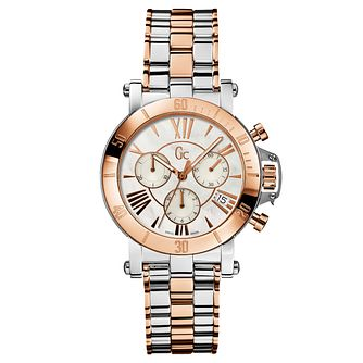 Gc Femme Ladies' Two-Tone Bracelet Watch - Product number 9743995