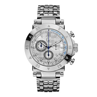 Gc Sport Chic Men's Stainless Steel Bracelet Watch - Product number 9744037