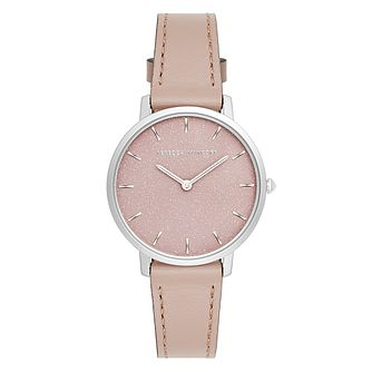 Rebecca Minkoff Major Ladies' Nude Leather Strap Watch - Product number 9746048