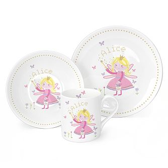 Personalised Garden Fairy Breakfast Set - Product number 9746323
