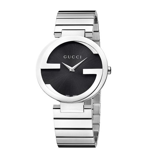 Gucci Interlocking G Stainless Steel Bracelet Watch - Product number 9747494