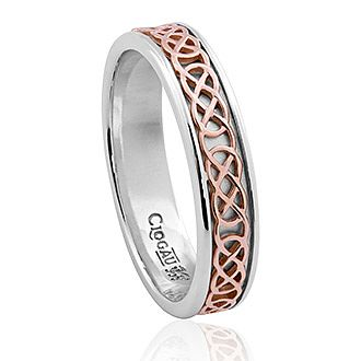 Clogau Annwyl Two Tone Ring - Product number 9764372