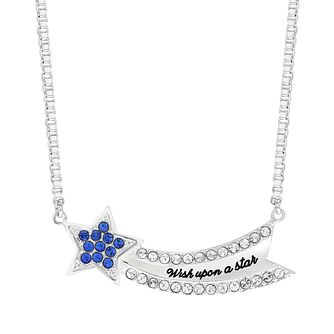 Ever After Disney Pinocchio Wish Upon A Star Necklace - Product number 9773398