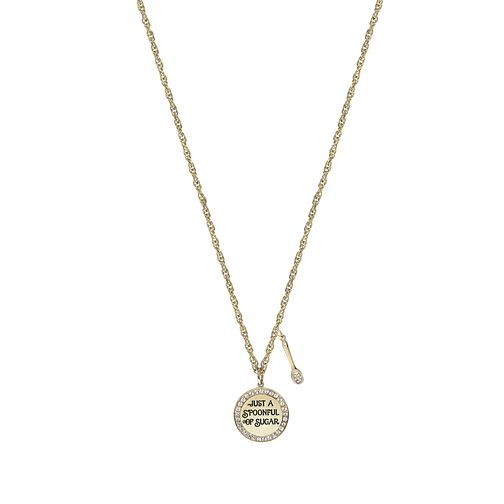 Ever After Disney Mary Poppins Spoonful Of Sugar Pendant - Product number 9773800