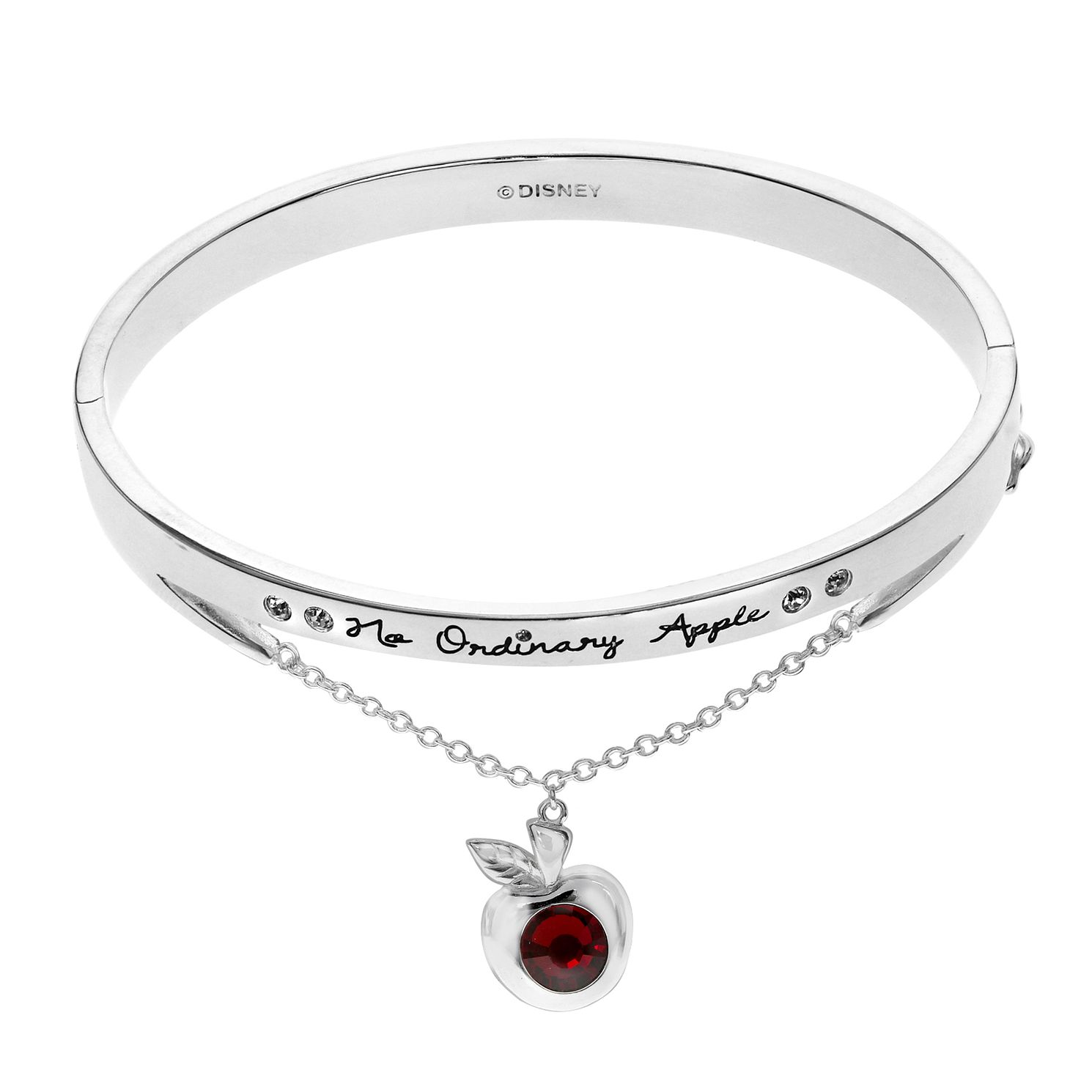 Ever After Disney Snow White Poison Apple Bangle - Product number 9773819