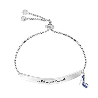 Ever After Disney Cinderella Glass Slipper Bracelet - Product number 9773827