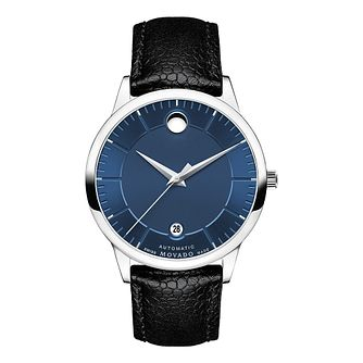 Movado 1881 Stainless Steel Strap Watch - Product number 9774300