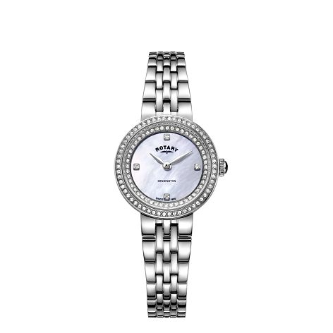 Rotary Kensington Ladies' Stainless Steel Bracelet Watch - Product number 9774505