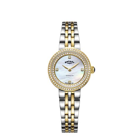 Rotary Kensington Ladies' Two-Tone Bracelet Watch - Product number 9774513