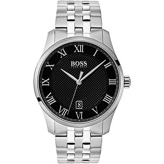 BOSS Stainless Steel Black Bracelet Watch - Product number 9779841