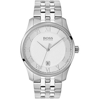 Hugo Boss Stainless Steel Silver Bracelet Watch - Product number 9779868