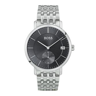 Hugo Boss Corporal Men's Black Bracelet Watch - Product number 9779914
