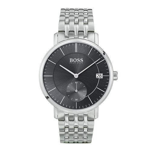 BOSS Corporal Men's Black Bracelet Watch - Product number 9779914