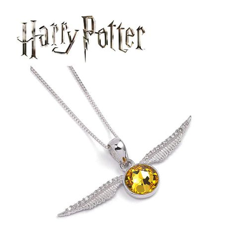 Harry Potter Golden Snitch Necklace - Product number 9781196