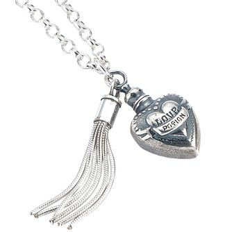 Harry Potter Sterling Silver Love Potion Necklace - Product number 9781285