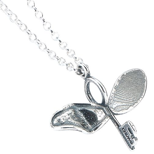 Harry Potter Sterling Silver Flying Key Necklace - Product number 9781307