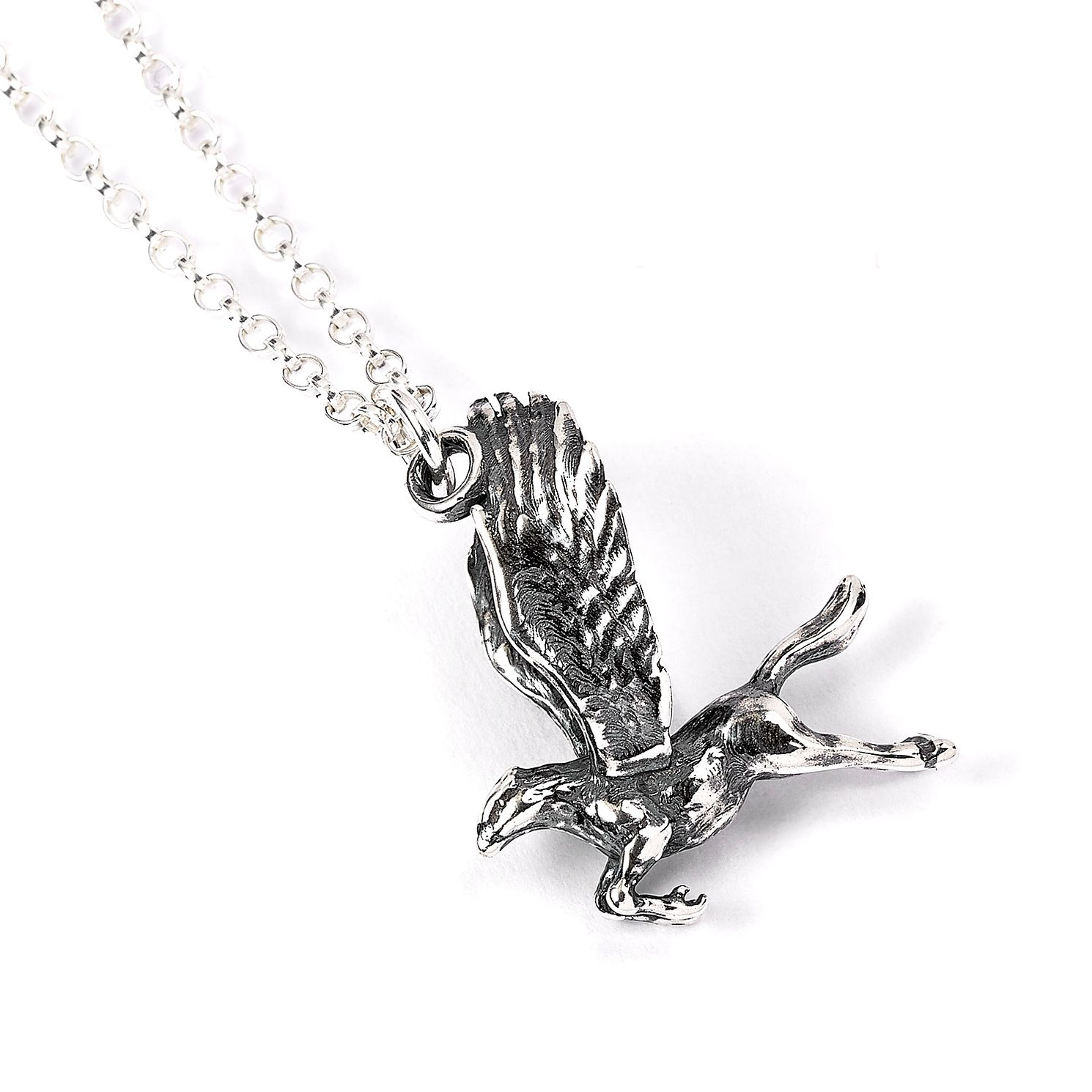 Harry Potter Sterling Silver Buckbeak Necklace - Product number 9781315