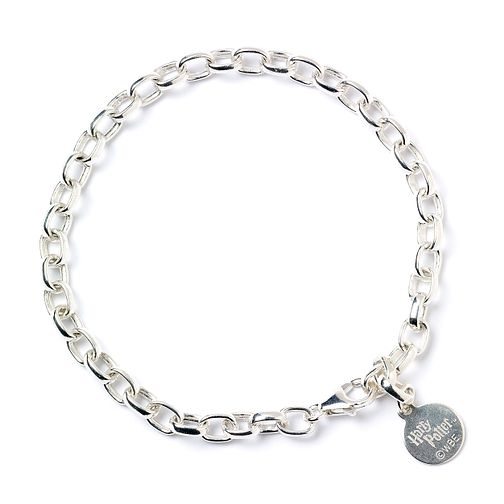 Harry Potter Sterling Silver Branded Charm Bracelet - Product number 9781366