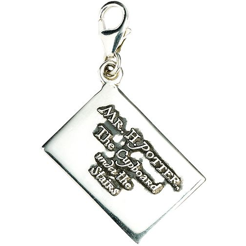 Harry Potter Sterling Silver Hogwarts Letter Charm - Product number 9781412