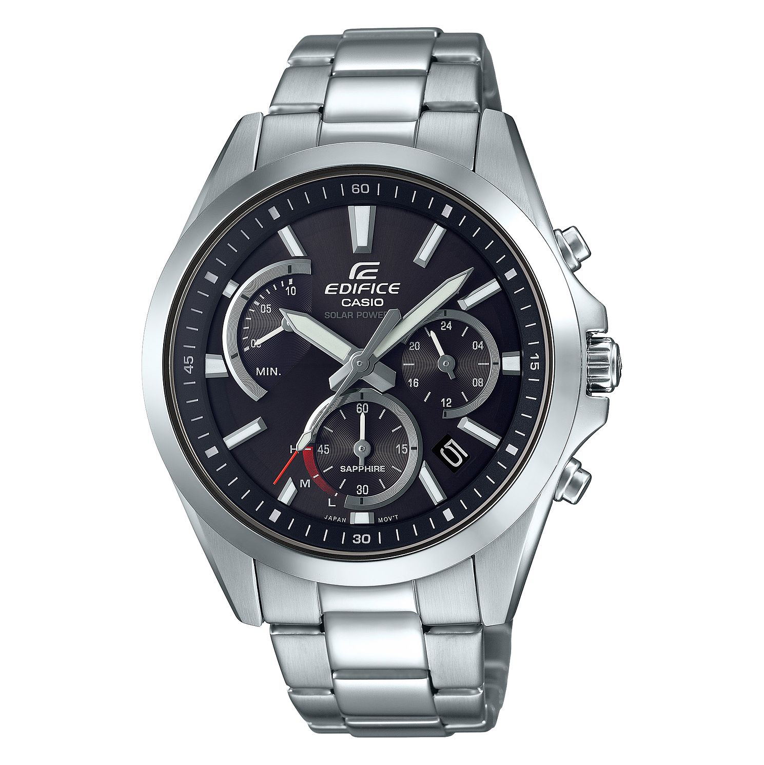 Casio Edifice Stainless Steel Bracelet Watch - Product number 9790101